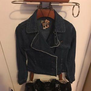 Women Jean jacket
